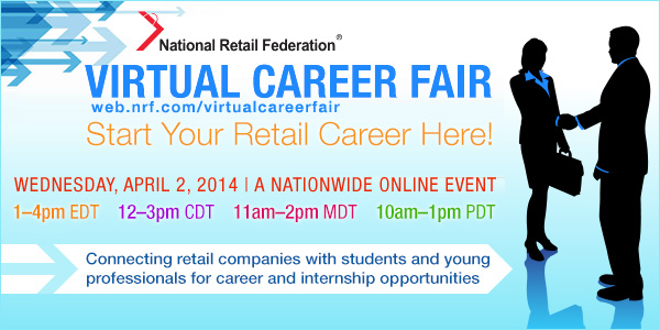 National Retail Federation Virtual Career Fair